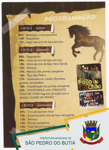 15º Rodeio Crioulo
